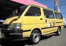 1998 Toyota Hiace Wagon KD-KZH110G Nursery Van 14 seats