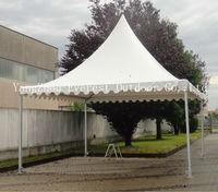 Top selling 3x3m hi-peak frame tent with good price