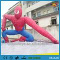hot vente araignée gonflable modèle de publicité