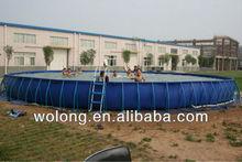 Melhor vender Intex piscinas acima do solo atacado
