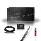 Camper van off grid solar kit