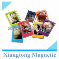 Extra Large Colorful Instax Mini Frame Set Magnetic Refrigerator Photo Frame /Fridge Magnetic Photo Frame