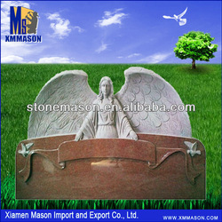 Famous american angel monuments and headstones