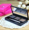 Hot sale 3 concept brow powder with brush