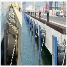 Impact resistance Yellow UHMW-PE sheet for Dock Fender