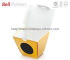 Biodegradable food packing box from India