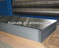 baja precio de acero corrugado para techos de hoja