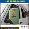 2014 Hot Sale High Brazil World Cup Car Mirror Flags