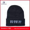 customize embroidered logo beanies/ winter hats/ knit hat