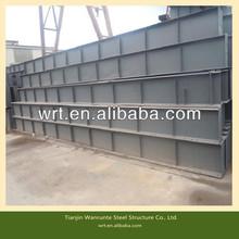 ISO9001:2008 Steel Outdoor Billboard Structure