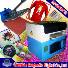 any materail printing on pen golf ball eco-solvent ink printing printer