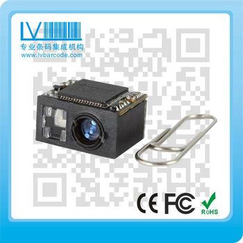 LV3080 finger barcode scanners