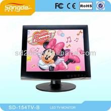 15'' Pc Monitor / 15 Inch Lcd Monitor / Lcd Monitor 12 Volt