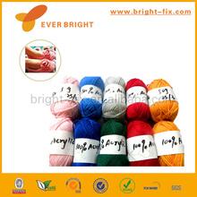 bulky wool yarn/camel wool yarn
