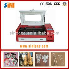 SIN-L530C fashion accessories laser engraving machine