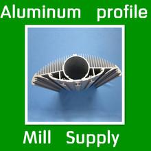 Aluminum heat dissipation