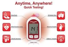 CERA-CHECK Hb Plus Hemoglobin Analyser