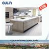 European concealed hinges kitchen cabinet with Blum hardware