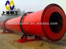 indirect rotary dryer / three cylinder rotary dryer / cassava chips rotary dryer machine