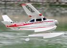 Art Tech Cessna 182 4 Channel Eletric Medium RC Seaplane