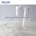 2014 Nuevo tipo Jarra plástico jarras refrescantes agua