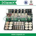 seguro e bonito promocionais cosméticos acrílico tabletop display stand