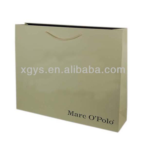 Luxury Large Paper Shopping Bag (XG-PB-427)