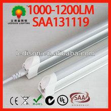 2014 new hot sale led animal video tube 12w t5 led tube lighting