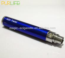 New Product 2014 Variable Voltage Ego Twist,3.2V-4.8V E Cigarette EGO C Twist Blister