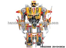 Hot sale robot jigsaw puzzle for children