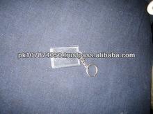 Blank Acrylic key chain