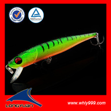 Plastic Perfect Swimming Action Long Minnow