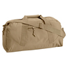 Khaki Travel Shoulder Bag Custom Gymnastics Duffel Bag