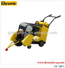 Petrol reinforced concrete cutter with Honda GX390 engine