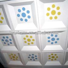 High quality lovely baby bedroom/wash room/bath room decorative c-shape Aluminum ceiling tiles