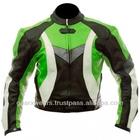 Racing Leather Motorbike Jacket