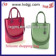 elle handbags silicone bag
