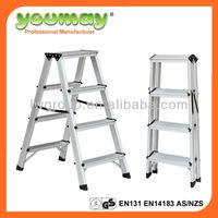 aluminum collapsible ladder(escalera) AD0404A