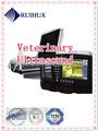 Computadora de mano móvil& equina& ecografía veterinaria escáner de ultrasonido ce, la fda, certificación iso aprobado& vet scaner de ultrasonido