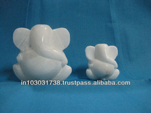 Marble Ganesh Statues for Sale, White Marble Ganesh Statue Lord Marble Ganesha Sculpture, Ganesh Murti from makrana marble
