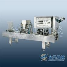 Chinese good quality yogurt cup filling sealing machine