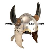 Medieval Viking Helmet, Medieval Armour Helmet, Medieval War Helmet