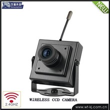 2.4G wirelss camera , built in microphone for audio monitoring
