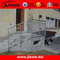 Jjinxin balustrada párrafo baranda de y escalera, la norma en acero inoxidable 316 ss