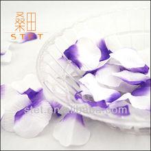Light Purple Flower Petal Rose Print