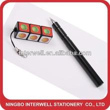 INTERWELL BP8128 Rubik's Ballpoint Pen,Rubic Pen,Puzzle pen