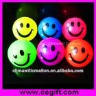 Led Flashing Glitter Ball