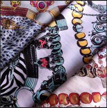 2014 fashion wholsale top 10 items spun woven rayon ethnic woven textiles