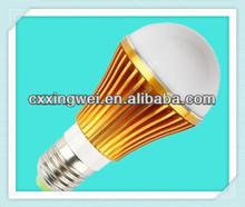 GOOD quality led grow light led candelabra light bulb e27