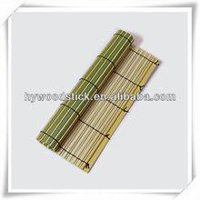 2014 pulito eccellente sushi naturale di bambù riso stuoia